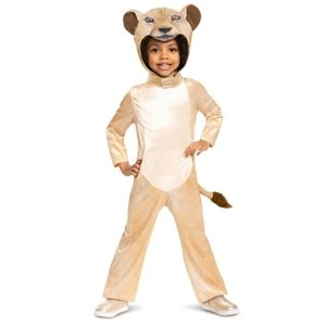 Lion King Nala kids costume